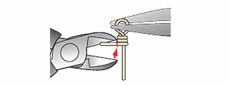 cortar alambre
