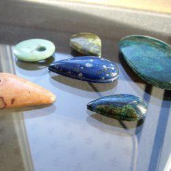 Piedras y materiales